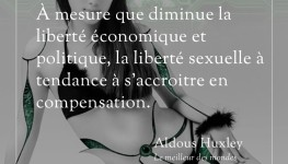 citation Aldous huxley